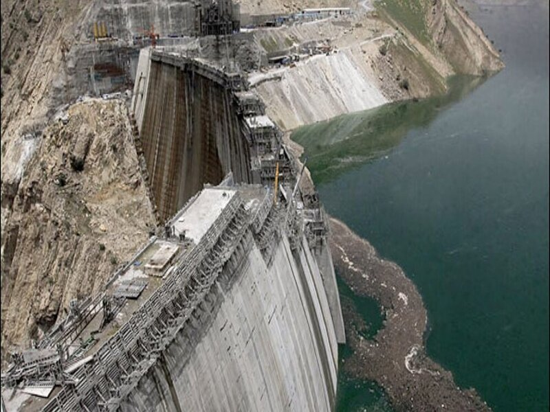 Bakhtiari Dam and Hydroelectric Power Project