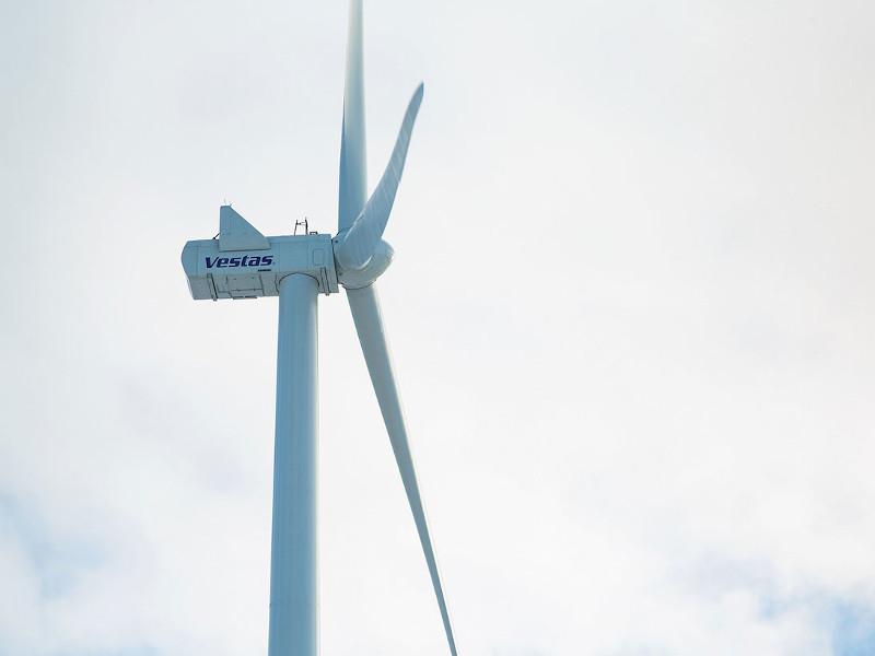 Dumat Al Jandal Wind Farm