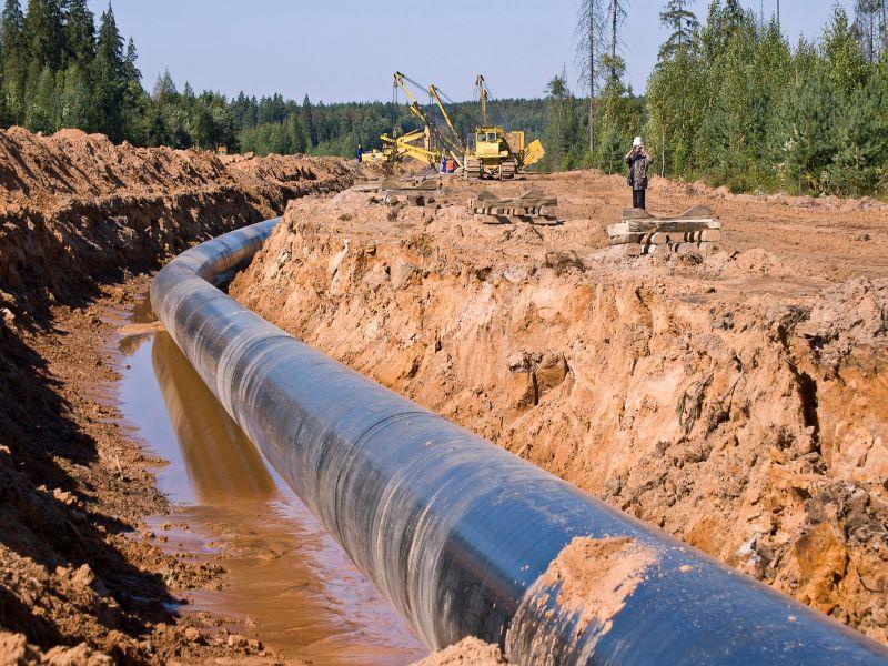 Whistler Gas Pipeline