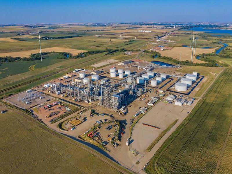 Dickinson Renewable Diesel Facility