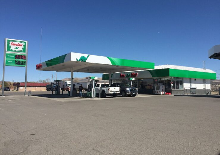 HollyFrontier to buy Sinclair Oil's refining and logistics assets for $2.6bn