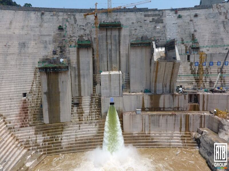 Nam Theun 1 Hydroelectric Power Project
