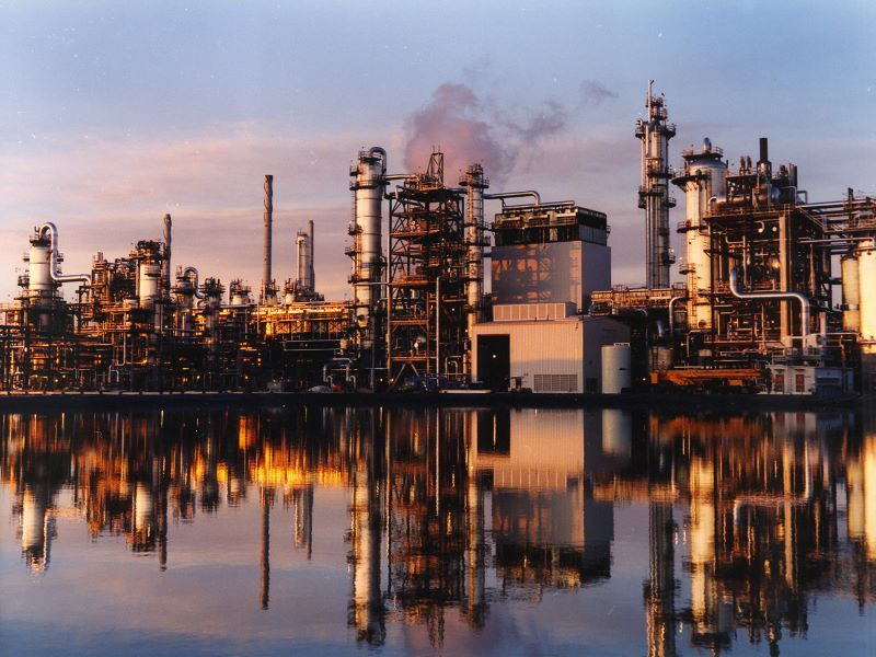Scotford Refinery and Petrochemical Complex