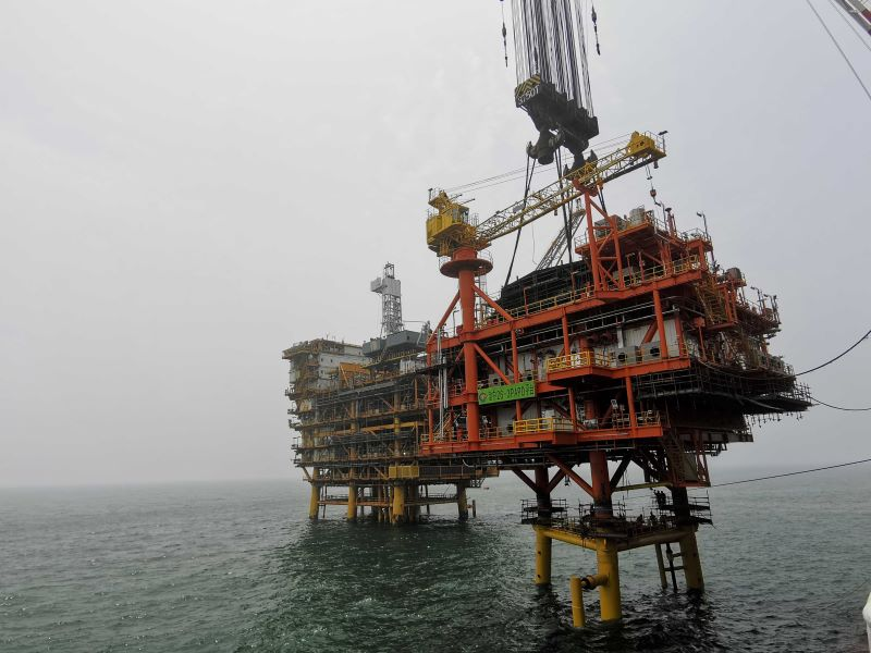 Bozhong 26-3 Oil Field Expansion
