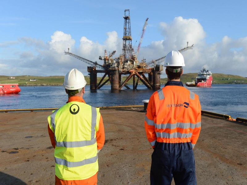 Buchan and Hannay Fields Decommissioning