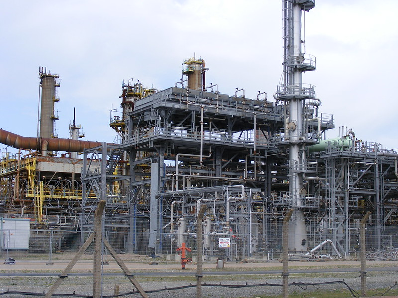 Khor Mor Gas Plant Expansion