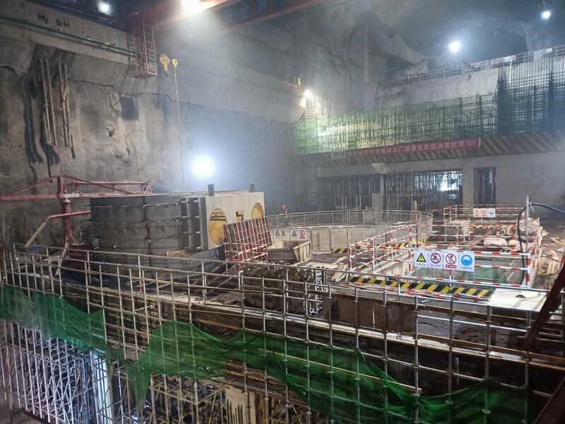 Henan Tianchi Pumped Storage Hydropower Station