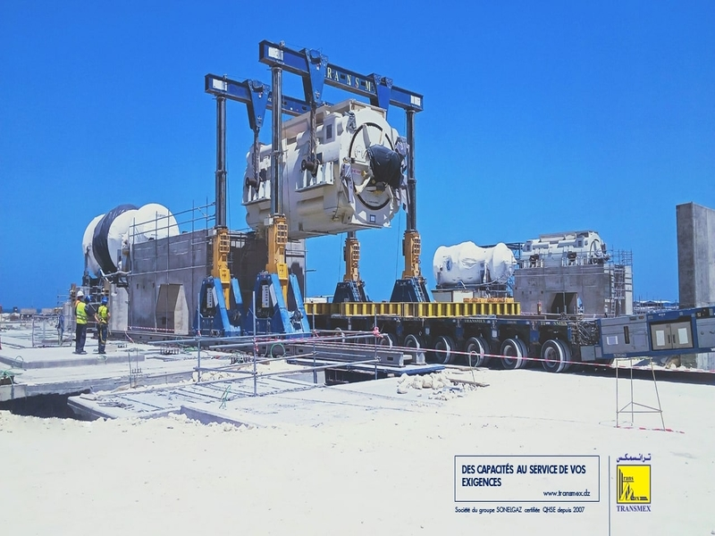 Mostaganem Combined Cycle Power Project