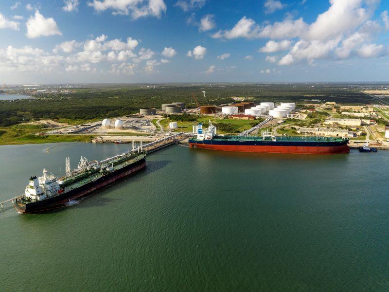Moda Ingleside Crude Export Terminal
