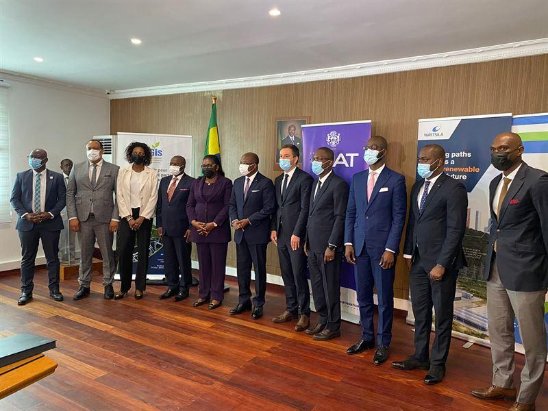 Wärtsilä, GPC to build 120MW gas power plant in Gabon