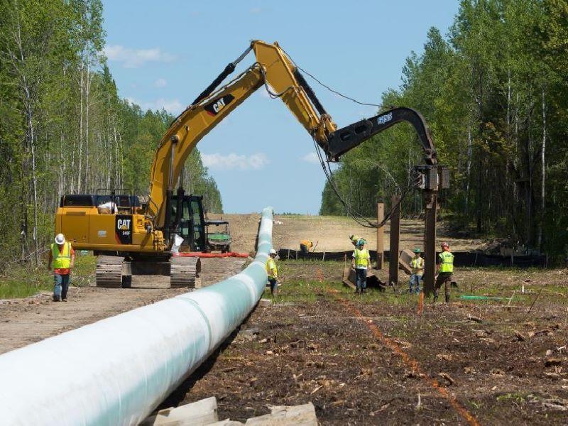 Enbridge Line 3 Oil Pipeline Replacement