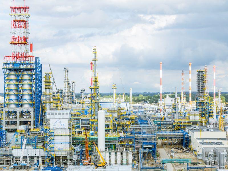 Grupa Lotos Oil Refinery Upgrade
